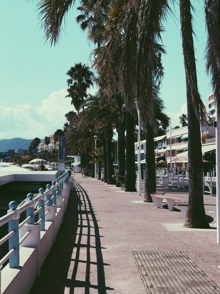 Birthday Trip : Cannes – DAY I