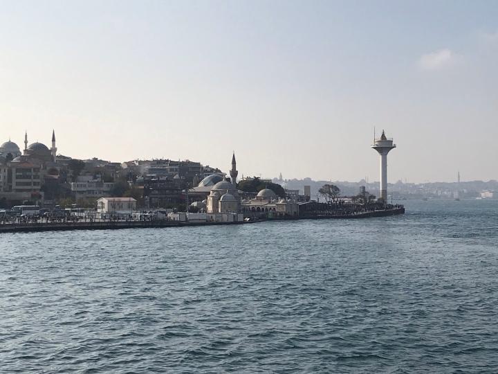 Entre l'Asie et l'Europe : Istanbul – PartIII