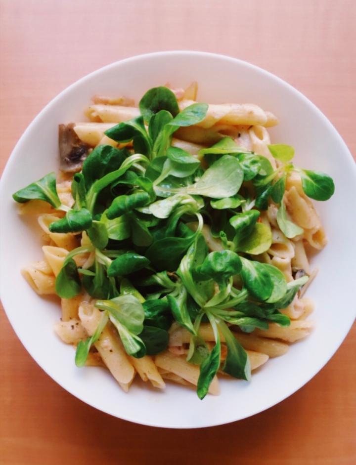 Recette Veggie #1 : Pâtes auxlégumes